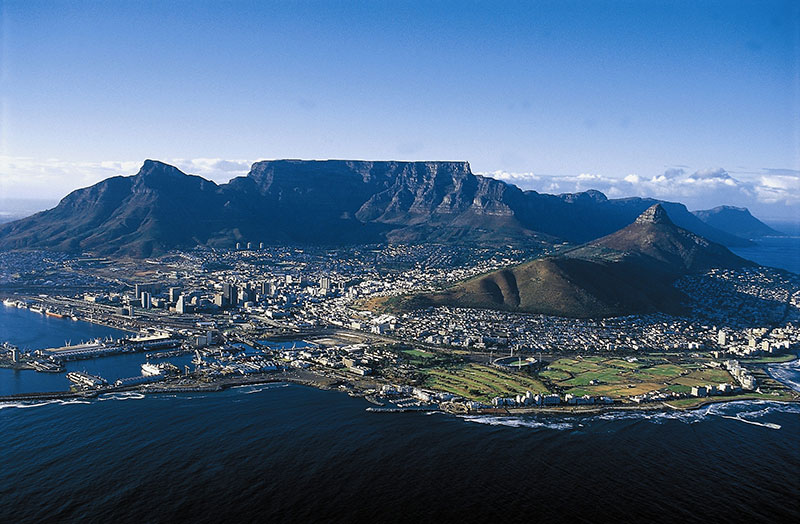Cape Town - The Mother City South Africa